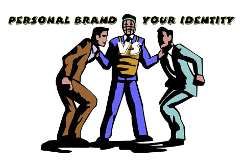 Personal Brand vs Identity - The Non-Celebrity Death Match